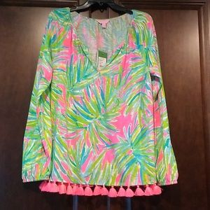Lilly Pulitzer Linzy top NWT
